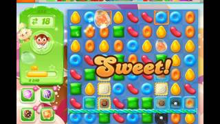 Candy Crush Jelly Saga Level 555