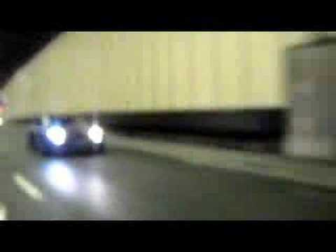 Convoy Tunnel Run
