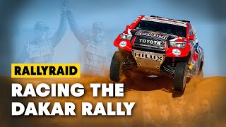This Is What It's Like To Race The Dakar | How to Rally w/ Nasser Al-Attiyah #3