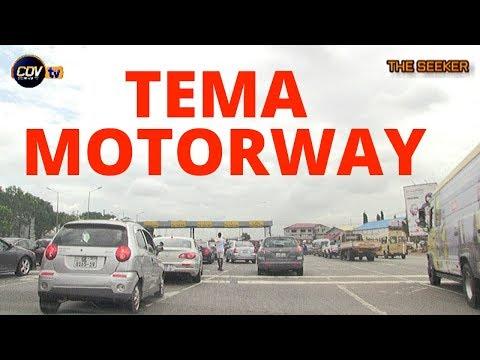 Tema Motorway drive via Accra Mall: Enjoy the ride with the Seeker Ghana.
