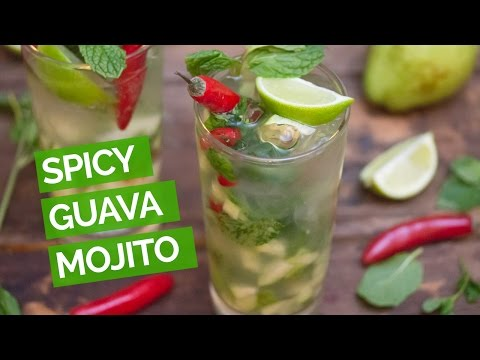 Spicy Guava Mojito thumbnail