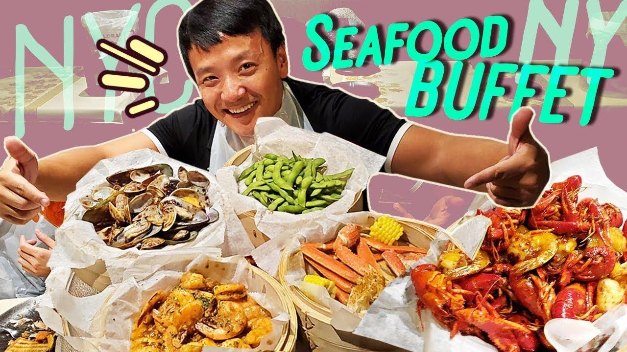 Seafood Buffet Star City