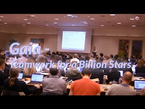 Gaia - Teamwork For A Billion Stars
