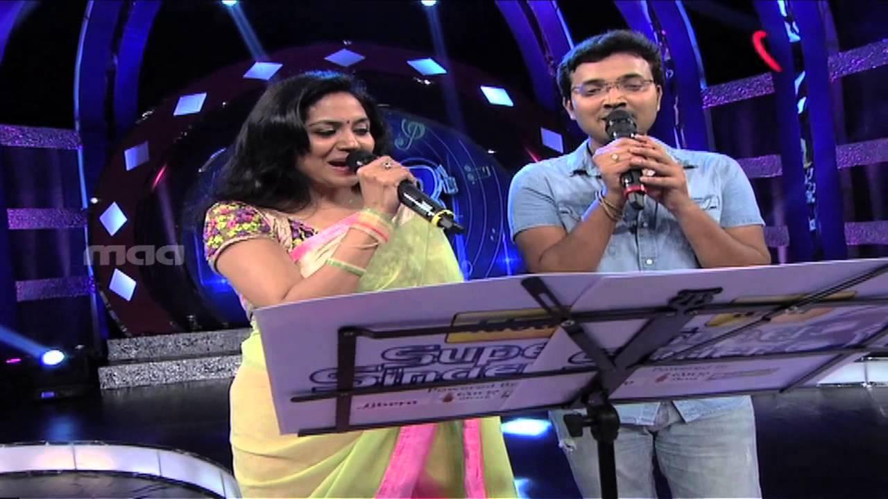 super singer 8 episode 1 ii sunitha amp srikrishna