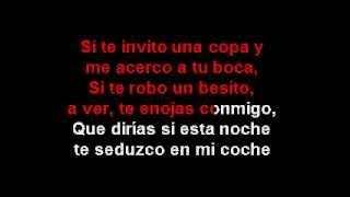 Romeo Santos Propuesta indecente karaoke