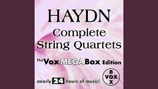 String Quartet No. 27 in D Major, Op. 20 No. 4, Hob.III:34: III. Minuet alla Zingarese