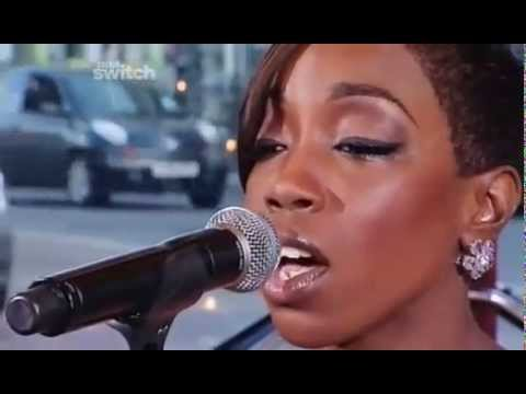 Estelle - Come Over [Acoustic] at BBC Switch