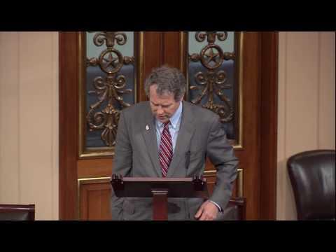 Sen. Brown Reads Coretta Scott King