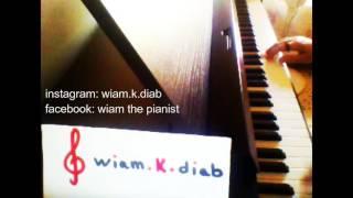عصفور طل من الشباك (بيانو)