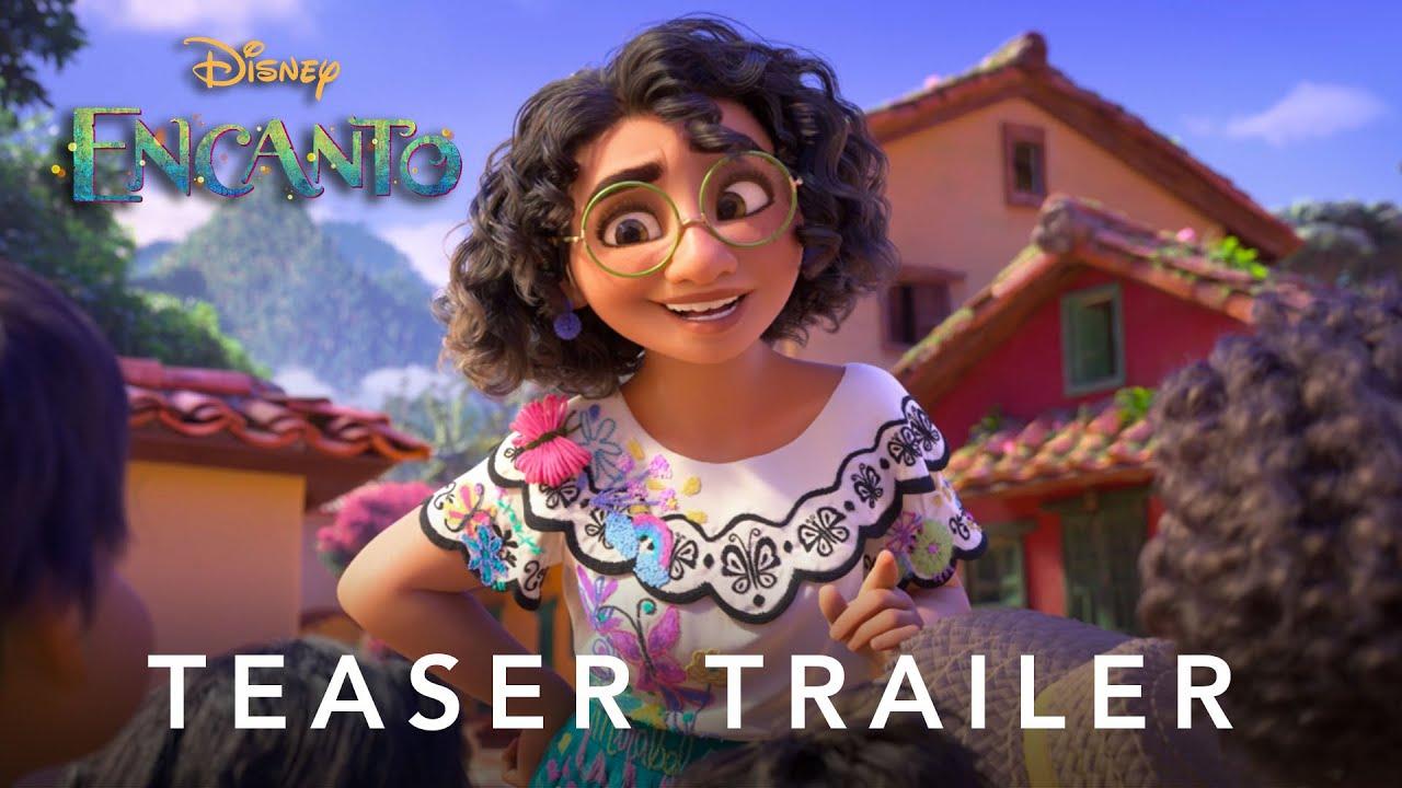 Download Disney's Encanto | Teaser Trailer | In Cinemas Autumn 2021