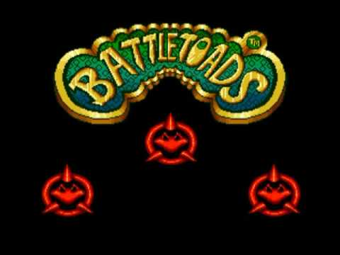 Battletoads Genesis - Turbo Tunnel Race