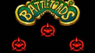 Battletoads Genesis Turbo Tunnel Race
