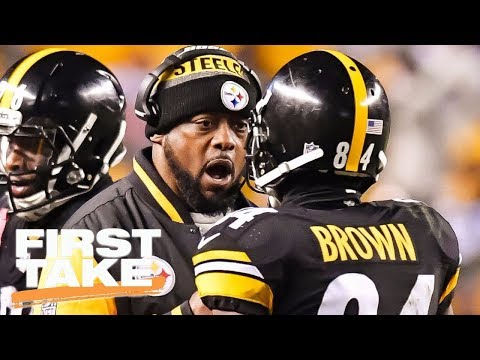 Damien Woody on Ben Roethlisberger and Mike Tomlin