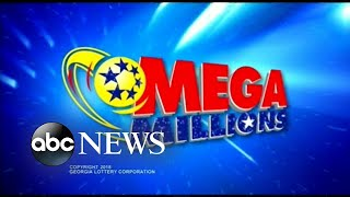 Mega Millions jackpot reaches $1.6 billion