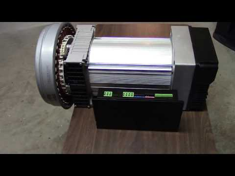 A Peek at the Hyper-drive Standby Generator