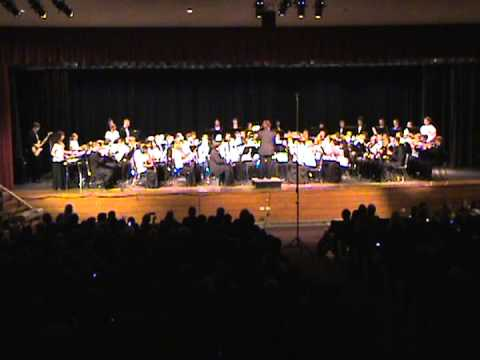 Winter Concert   Symphonic Band