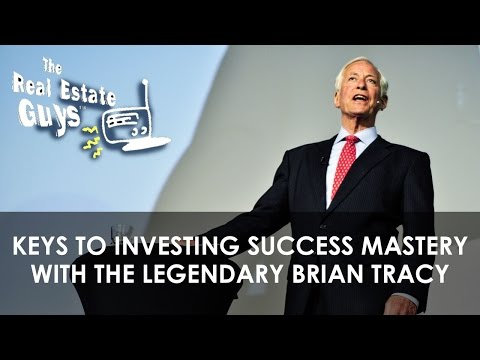Keys to Investing Success Mastery with the Legendary Brian Tracy