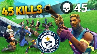 45 KILLS WORLD RECORD IN 10s..!!! | Fortnite Funny and Best Moments Ep.98 (Fortnite Battle Royale)