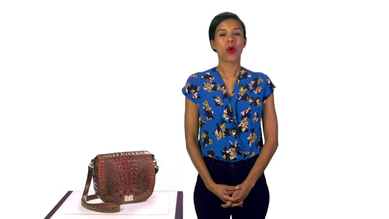 a25698829ecd Brahmin Sonny Crossbody Video. Brahmin Handbags