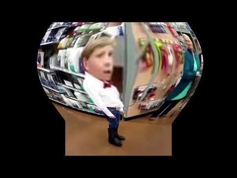 Yodeling Boy at Walmart (sometimes earrape)