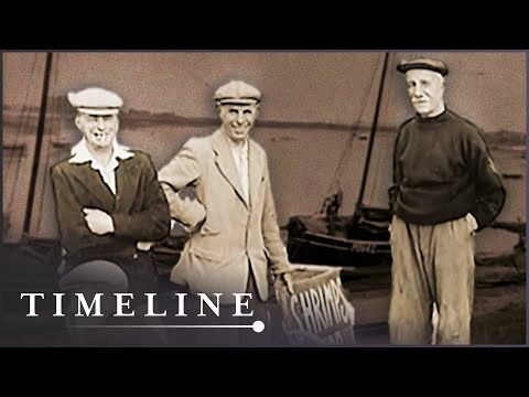 London's Living River | The Thames Through Time (Historical Documentary ) | Timeline