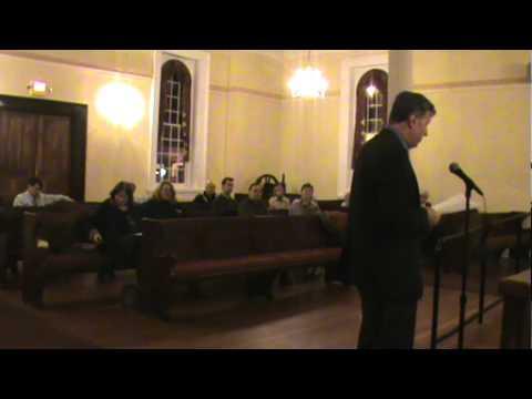 Salem County Freeholder Meeting February 15, 2012
