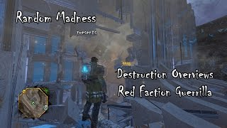 Destruction Overviews - Red Faction: Guerrilla