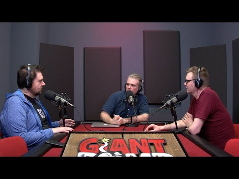 Giant Bombcast 517: Master Roshi's Adult Bookstore