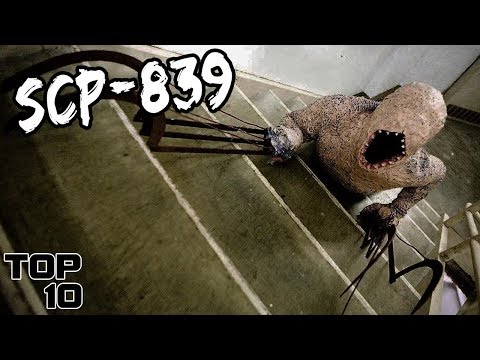 Top 10 Scary SCP That Could End The World - Part 3