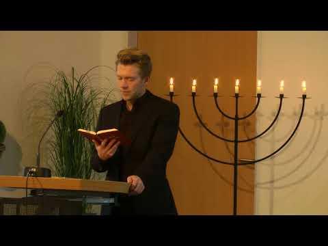 Predigt 19.11.2017 (Arne Tielbürger)