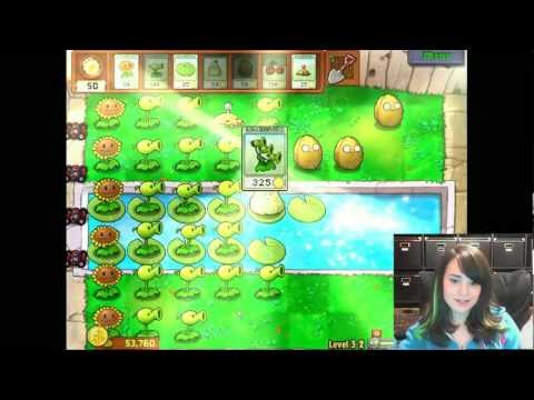 Download GAMING TEST - Plants vs Zombies!!! Pictures