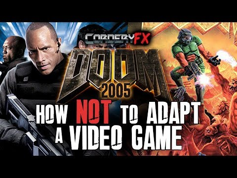 DOOM (2005) - How NOT to adapt a Video Game