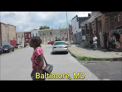 BALTIMORE WORST HOODS VS DETROIT WORST HOODS....WHICH IS WORSE ?
