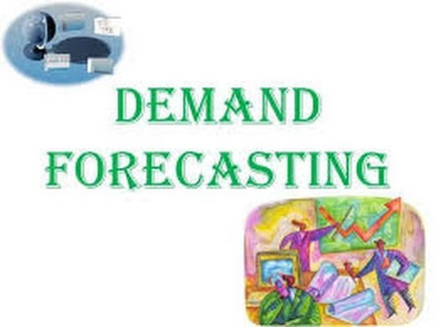 How to run Multivariate Demand Forecasting in Excel - YouTube