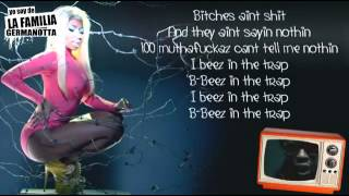 Nicki Minaj Beez in the trap Karaoke