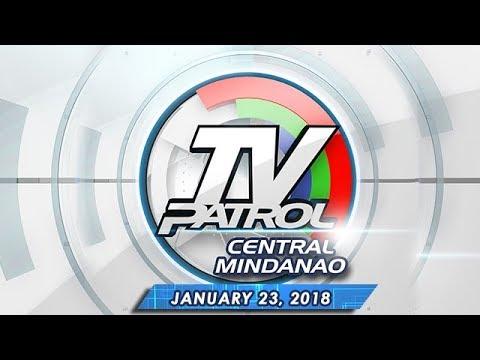 TV Patrol Central Mindanao - Jan 22, 2018