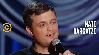 "Impressed by the ""Before"" Guy in Weight Loss Ads - Nate Bargatze"