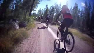 Cykelvasan 2018 descend (downhill)