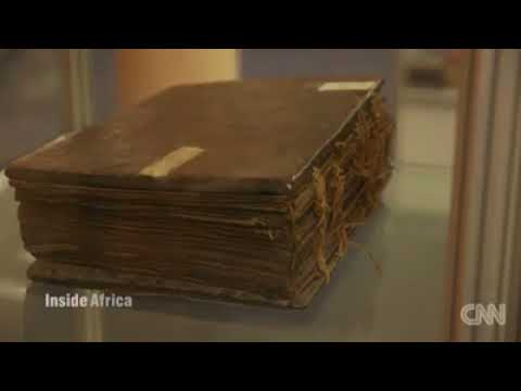 Ethiopia's Ancient Writing System