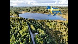 Wohnmobil-Schweden-Rundreise#8: über Schotterpiste in die abgelegene Natur!