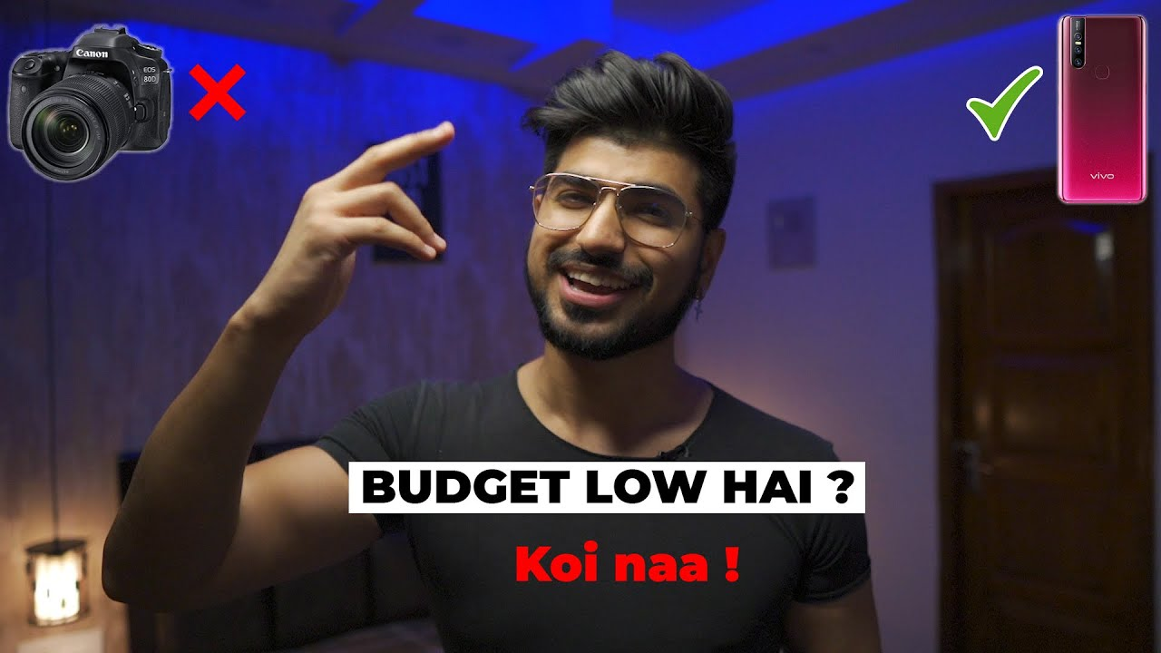 LOW BUDGET but HIGH QUALITY | YouTube Setup for Beginners | How To grow on YouTube | Sahil Gera