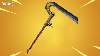 New Flint striker pickaxe in fortnite!