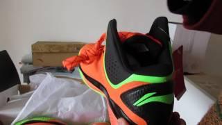 Li-Ning Shadow Walker Mens Professional Basketball Shoes