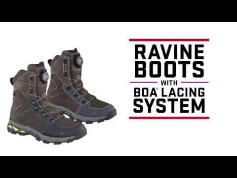 Ravine Hunting Boots With Boa - From Irish Setter