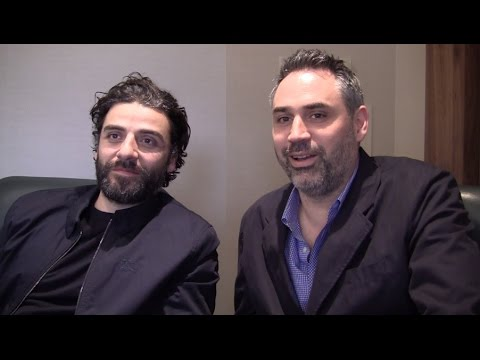 'Ex Machina': Oscar Isaac and Alex Garland Talk Collaboration, Filming Challenges, and More