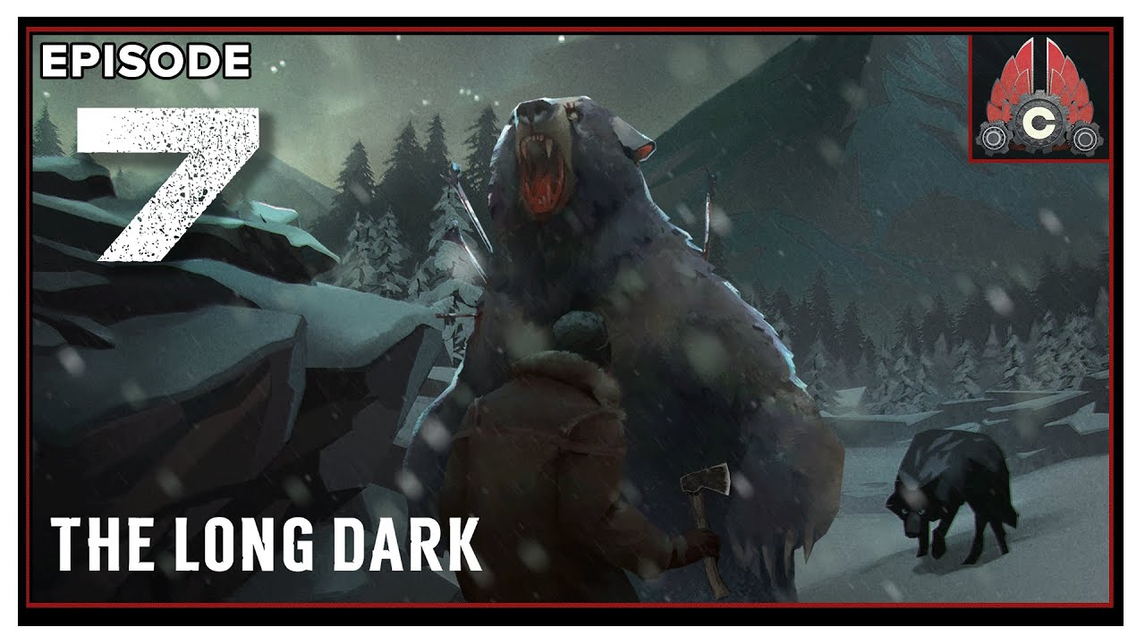 """CohhCarnage Plays The Long Dark (Episode Four) """"Fury, Then Silence"""" - Episode 7"""