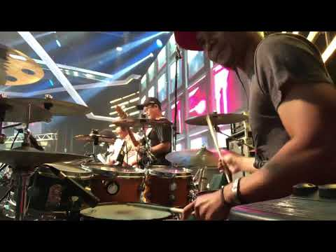 Drum Cover Kembali Merindu