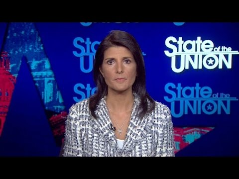 Haley on Russia sanctions: Nothing is off the table