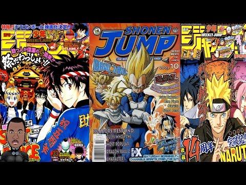 shonen-jump-manga-collection-2003-2008