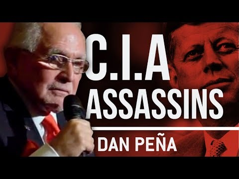 MY FATHER WAS A CIA ASSASSIN - Dan Pena